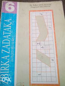 Zbirka zadataka iz matematike 6 / matematika