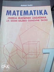 Zbirka zadataka iz matematike 7 / matematika 7