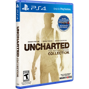 PS4 igra Uncharted collection
