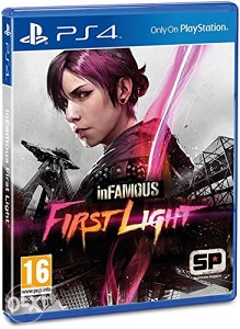 PS4 igra infamous First Light