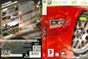 PGR 4 XBOX 360 IGRE IGRICE