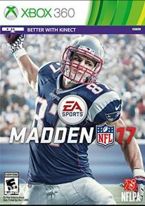 NFL 17 XBOX 360 IGRA IGRICA