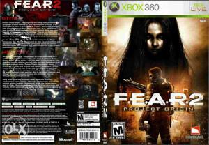 FEAR 2 XBOX IGRA