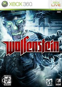 WOLFENSTEIN Xbox IGRA