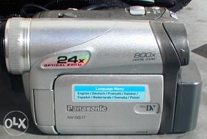 Panasonic NV-GS17 MiniDV Digital Camcorder