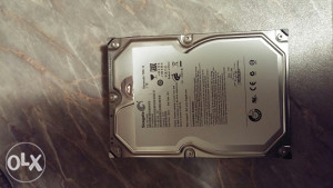HDD 1 T.  Segate 7200 rpm