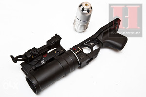 Dboys GP-25 airsoft granade launcher