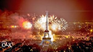 PARIZ: Nova godina
