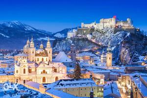 München i Salzburg: Povratne autobusne karte