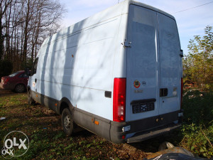 Kombi Iveco Daily 35s12