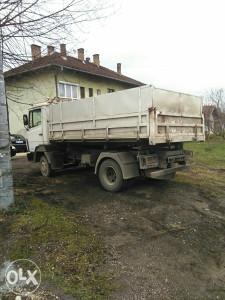 Kamion Mercedes 914