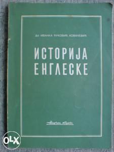 ISTORIJA ENGLESKE