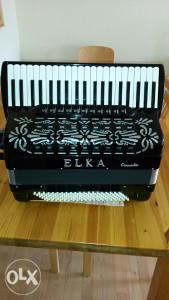 Elka dvokabinska harmonika