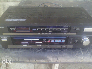 Pojačalo sa radionom 200w