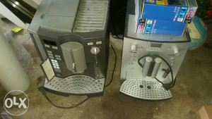 Kafe masine neispravne gresku izbacuju