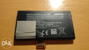 nokia lumia 1020 baterija