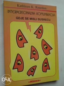 Kathleen K.Reardon: Interpersonalna komunikacija