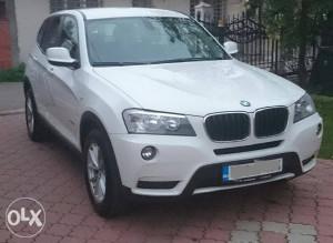 BMW X3 2.0 D 4MATIC