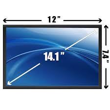 14.1 LCD laptop Ekran