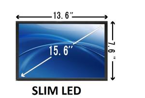 15.6 SLIM LED laptop Ekran NOV