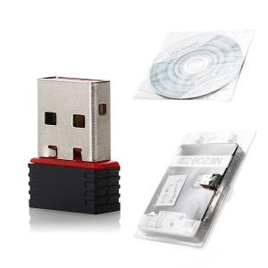 WiFi Wireless USB Mini Stick 802.11N