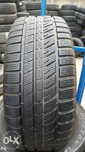 Prodajem 4 gume 215 55 16 Bridgestone 2011g.