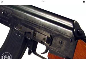 Nosac optike lasera AK47