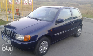 "Vw polo 1.4 god 99 """"'tip-top""'''"""