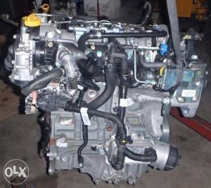 Renault megan scenic 1,9 dci motor dijelovi