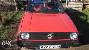 GOLF II DIZEL REG DO 10.04.2017