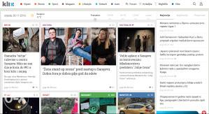 Izrada news portala