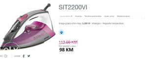 Gorenje pegla SIT2200VI 2200w