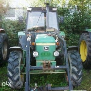 traktor john deere 2140