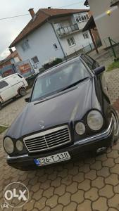 Mercedes 320 benzin plin 4matic