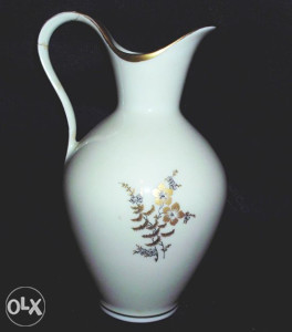 Bavaria vaza, antikvarni porculan