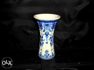 Delft Blau vaza, antikvarni porculan