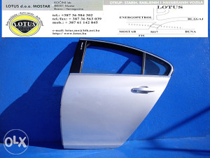 Opel Insignia-zadnja lijeva vrata (ostali dijelovi)