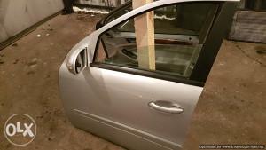 Prednja lijeva vrata Mercedes ML 2006 W164 dijelovi