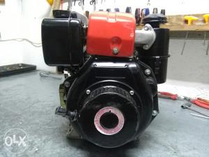 Dizel motor vrlo malo koristen u ekstra stanju