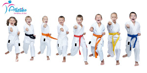 Treninzi judoa, hrvanja i jiu jitsua za djecu