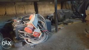 Agregat hidraulicni