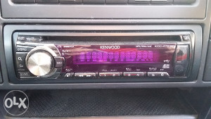 KENWOOD RADIO MP3,USB,SD,AUX,IPOD & IPHONE