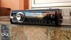 Sony radio usb