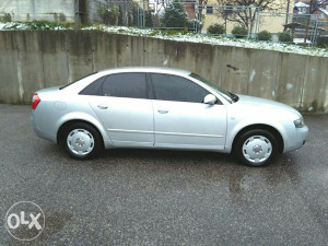 Audi a4 96kw