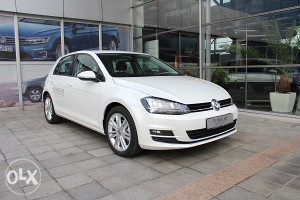 VW Golf A7 2.0 TDI DSG Highline