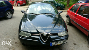 Alfa romeo 156 Plin Moze zamjena