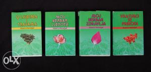 Maurice Messeque - Komplet 4 knjige