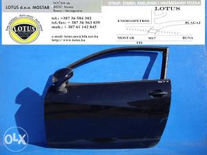 Seat Ibiza 09/11-prednja lijeva vrata (ostali dijelovi)
