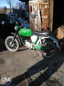 motor motocikl