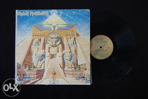 Iron Maiden - Powerslave LP